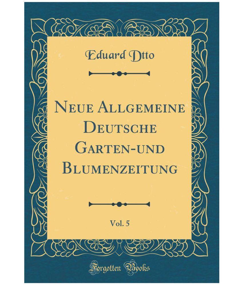 Neue Allgemeine Deutsche Garten und SDL 1 f20b9