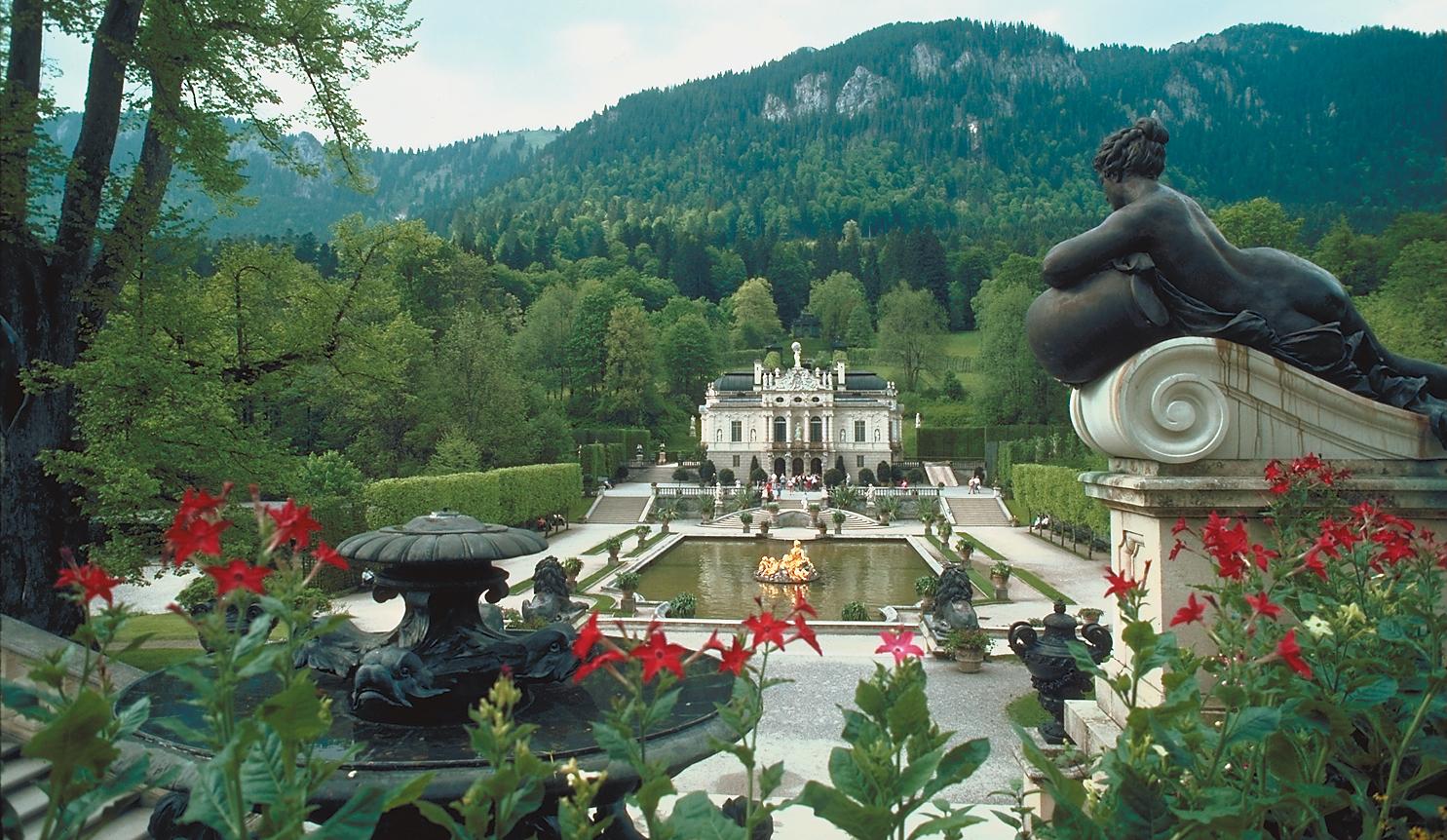 Gartengestaltung Online Schön Independent Romantic Road Coach tour Rothenburg & Royal