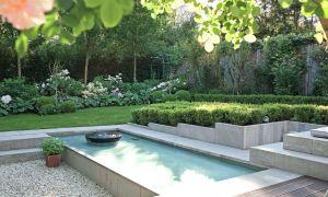 39 Schön Gartengestaltung Pool Beispiele