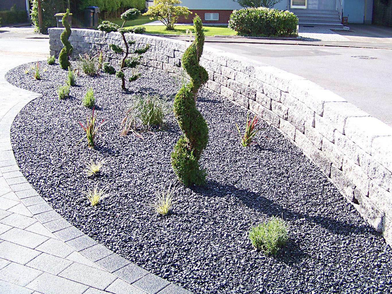 Gartenbau Vorgarten japanisch 1024