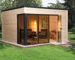 40 Elegant Gartenhaus Deko