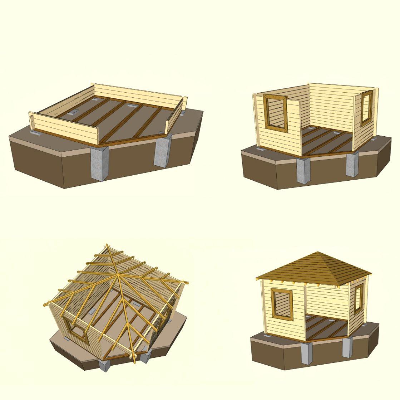gartenhaus selber bauen aus blockbohlen vollstandiger eigenbau avec gartenhaus flachdach selber bauen anleitung et 0 gartenhaus flachdach selber bauen anleitung sur la cat gorie home deko ideen
