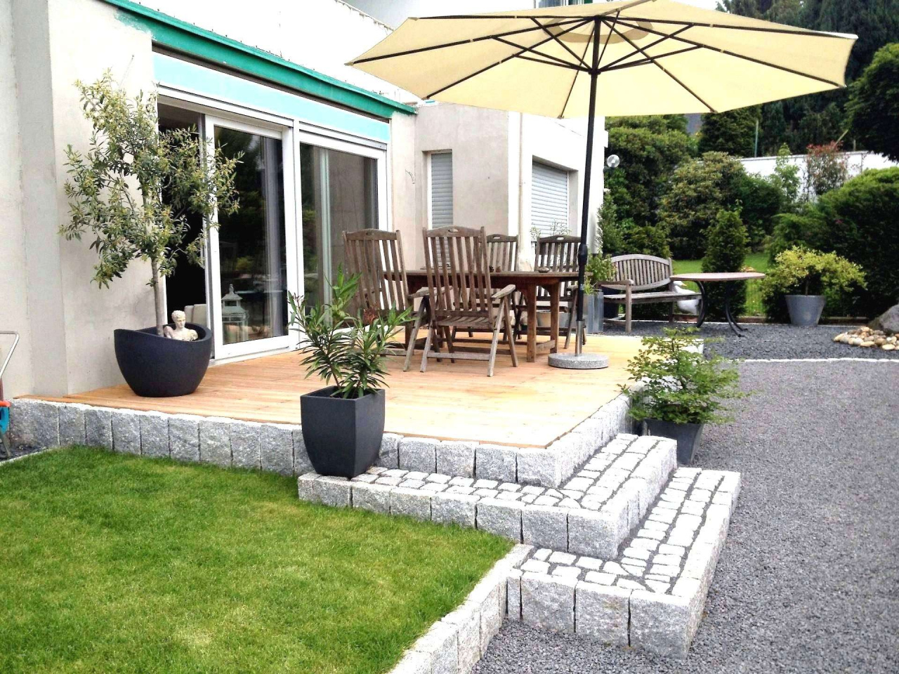 Gartenideen Terrasse Genial Bamboo Patio Shades Balkon Bambus 2019 Elegant