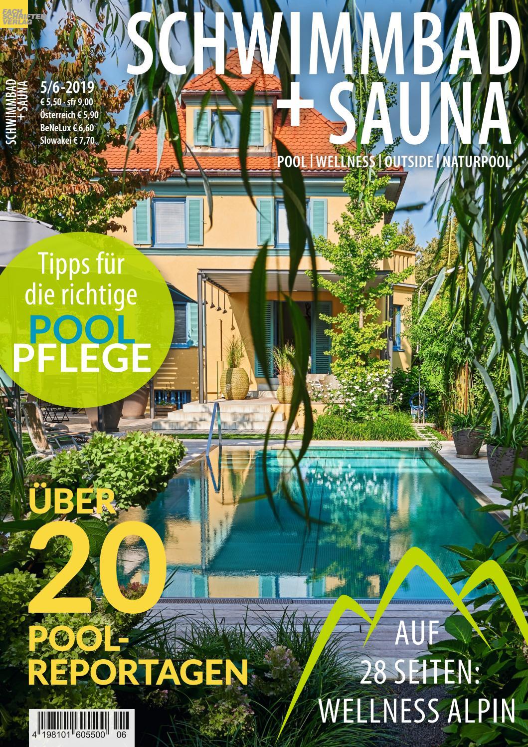 Gartenshop Fiedler Genial Schwimmbad Sauna 5 6 2019 by Fachschriften Verlag issuu