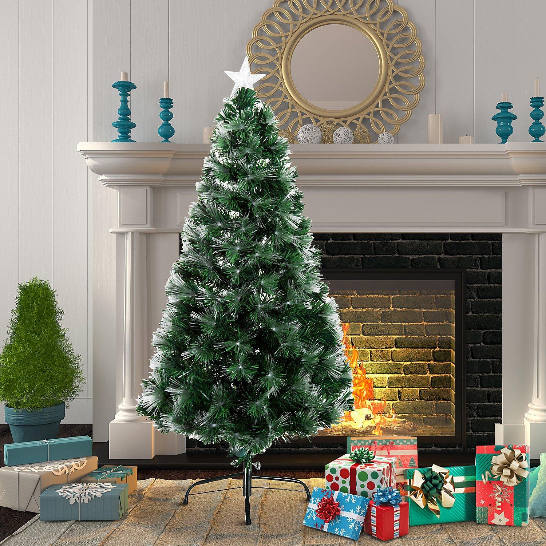 weihnachtsbaum inklusive metallstaender