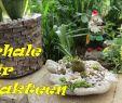 Gartenstecker Selber Machen Einzigartig Beton Deko Garten Selber Machen