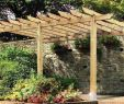 Gartensträucher Best Of Garden Structure Pergola Grange Timber Wooden Lean to Car