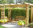 Gartensträucher Schön Regina Mission Style Arbor Plans