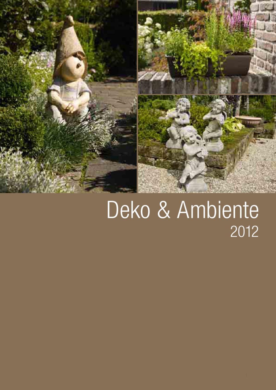 Gartentiere Deko Schön Deko & Ambiente by Mats andersson issuu