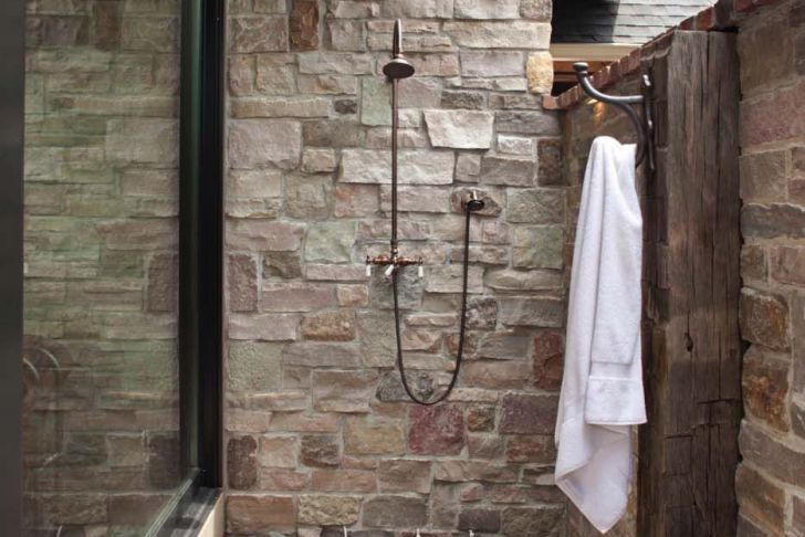 Gartenwasser Neu 45 Stunning Outdoor Showers that Will Leave You Invigorated