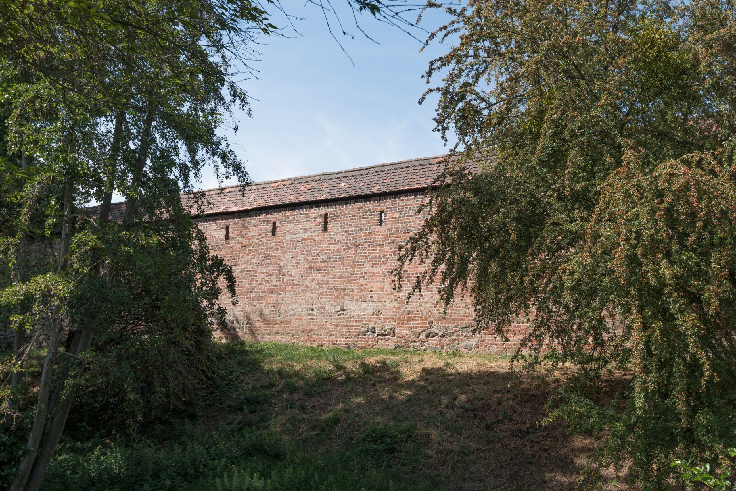 Gartenweg Stadtmauer Zerbst 003