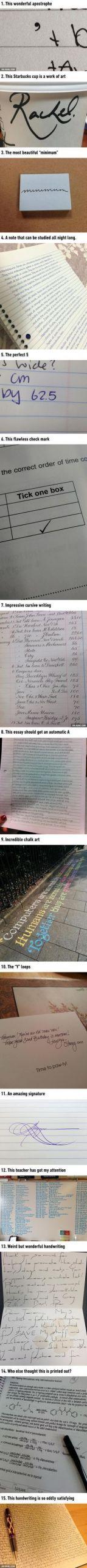 bf a7b ea3f06a13bdc329b amazing handwriting perfect cursive handwriting