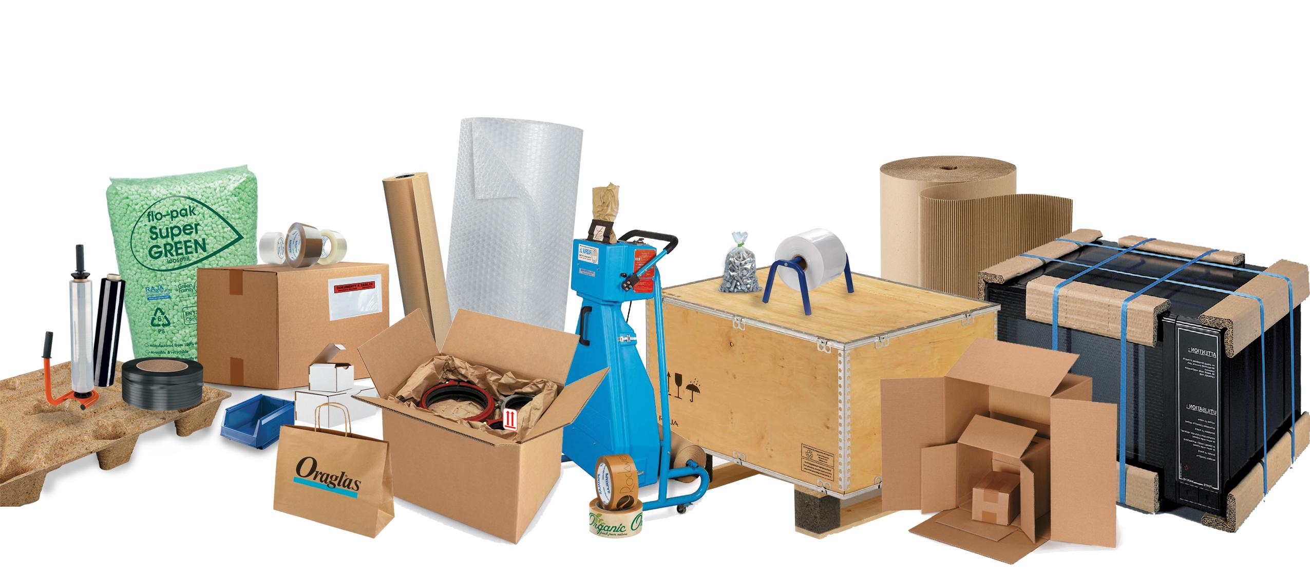 Rajapack Produkte