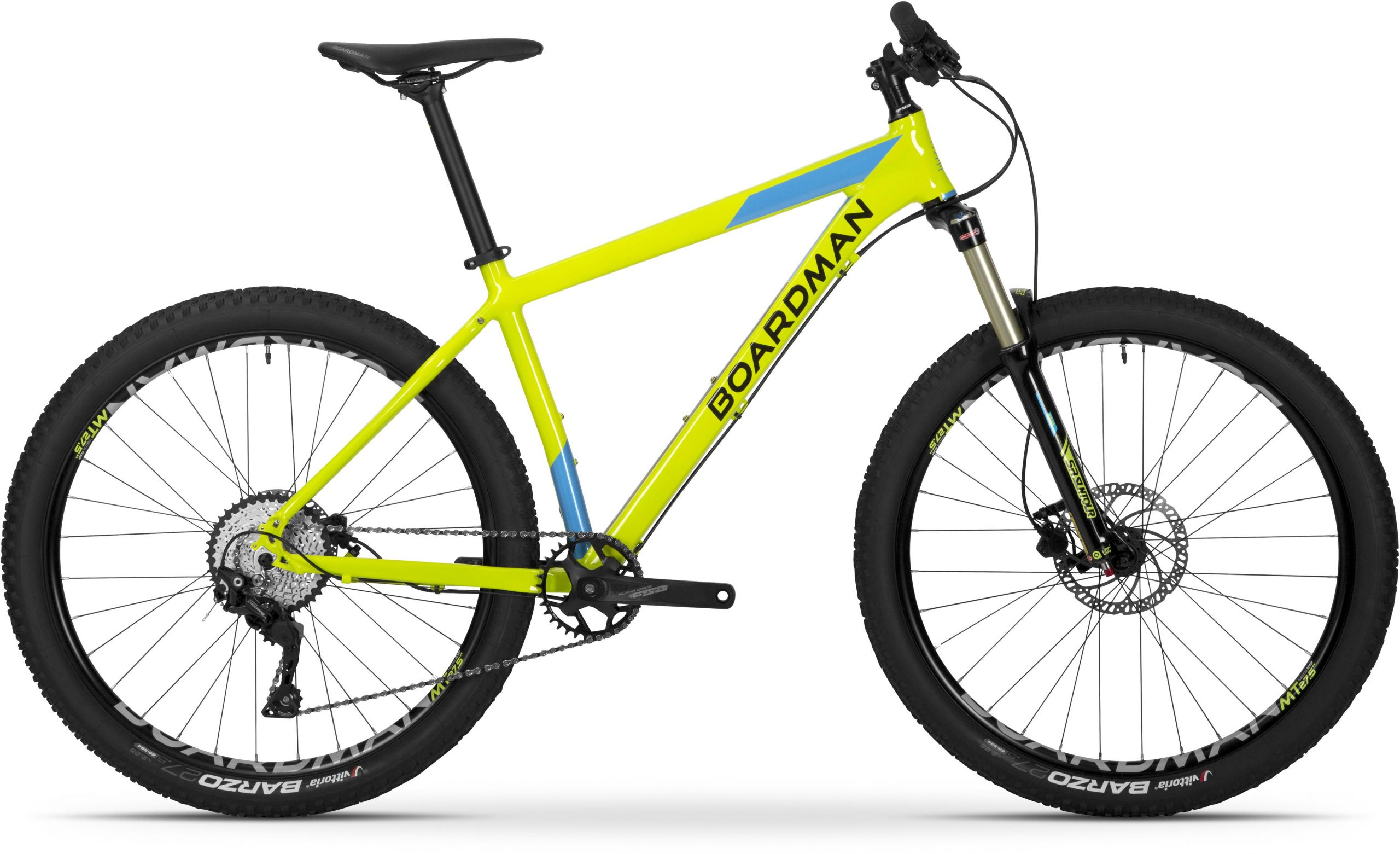 Boardman MHT 8 6 Mountain Bike Blue S