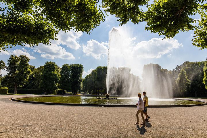 "Große Dekokugeln Für Den Garten Schön 米高的""大喷泉 Gro08e Font01ne ""是目前中"