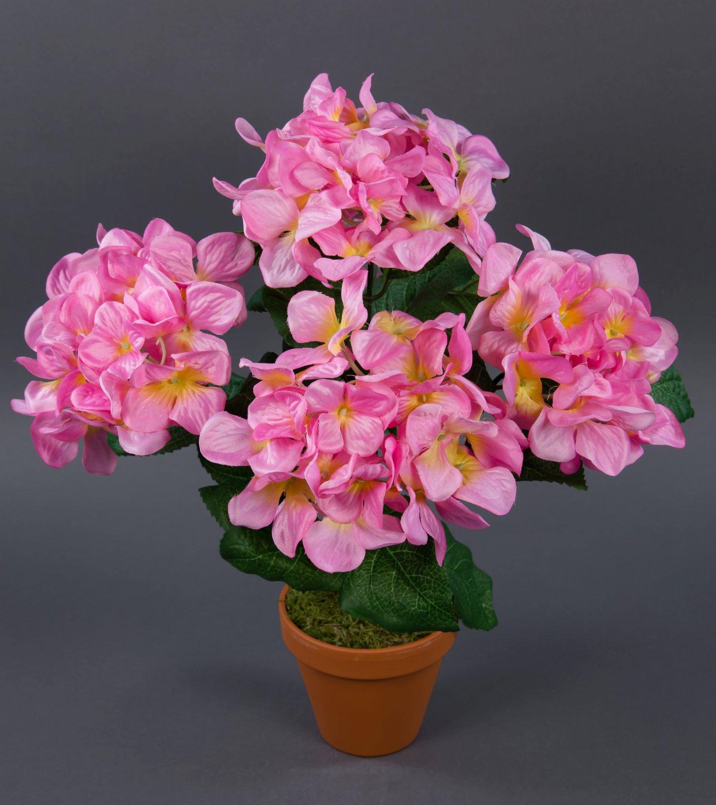 hortensienbusch gro cm rosa im topf lm knstliche blumen pflanzen elegant 2042cm 20rosa 20im 20topf 20lm 20kunstpflanzen 20kunstblumen 20kuensltiche 20hortensie 20blumen 20pflanzen