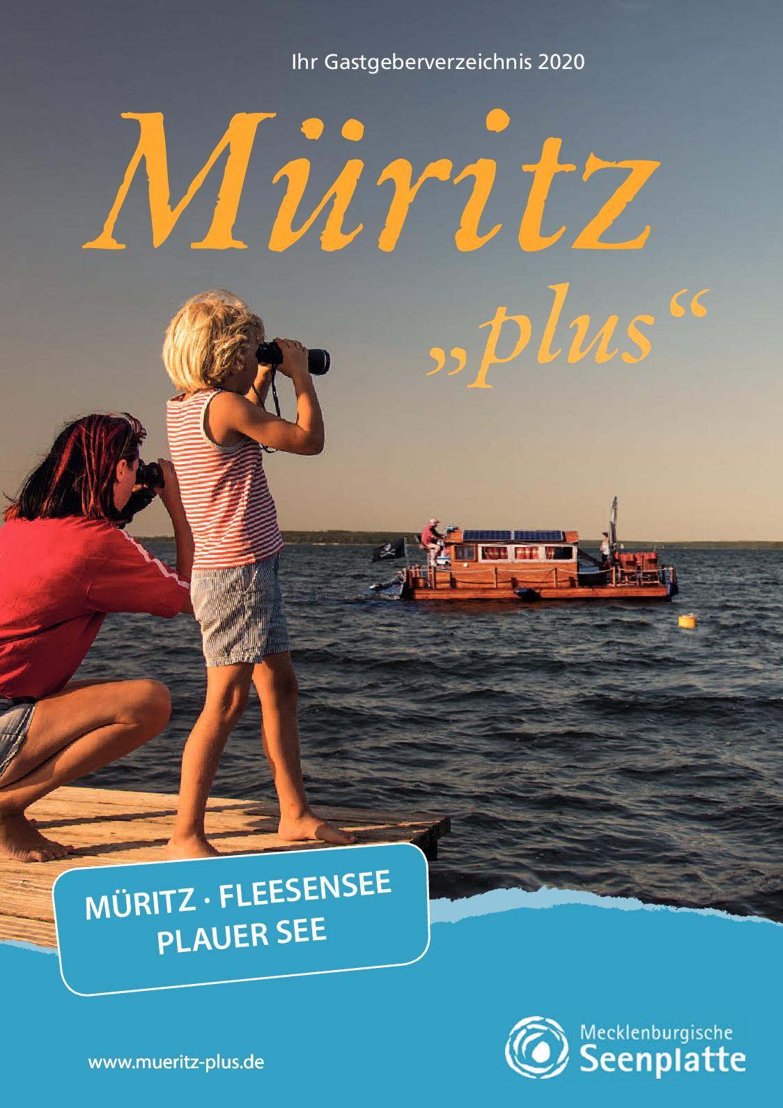 Grundstück Gestalten Elegant Calaméo Gastgeberverzeichnis Müritz Plus 2020