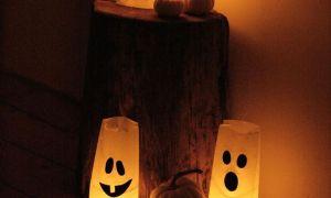28 Schön Gruselige Halloween Deko