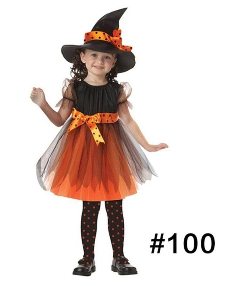 Kids Halloween Costume Children Witch SDL 1 76f35 JPEG