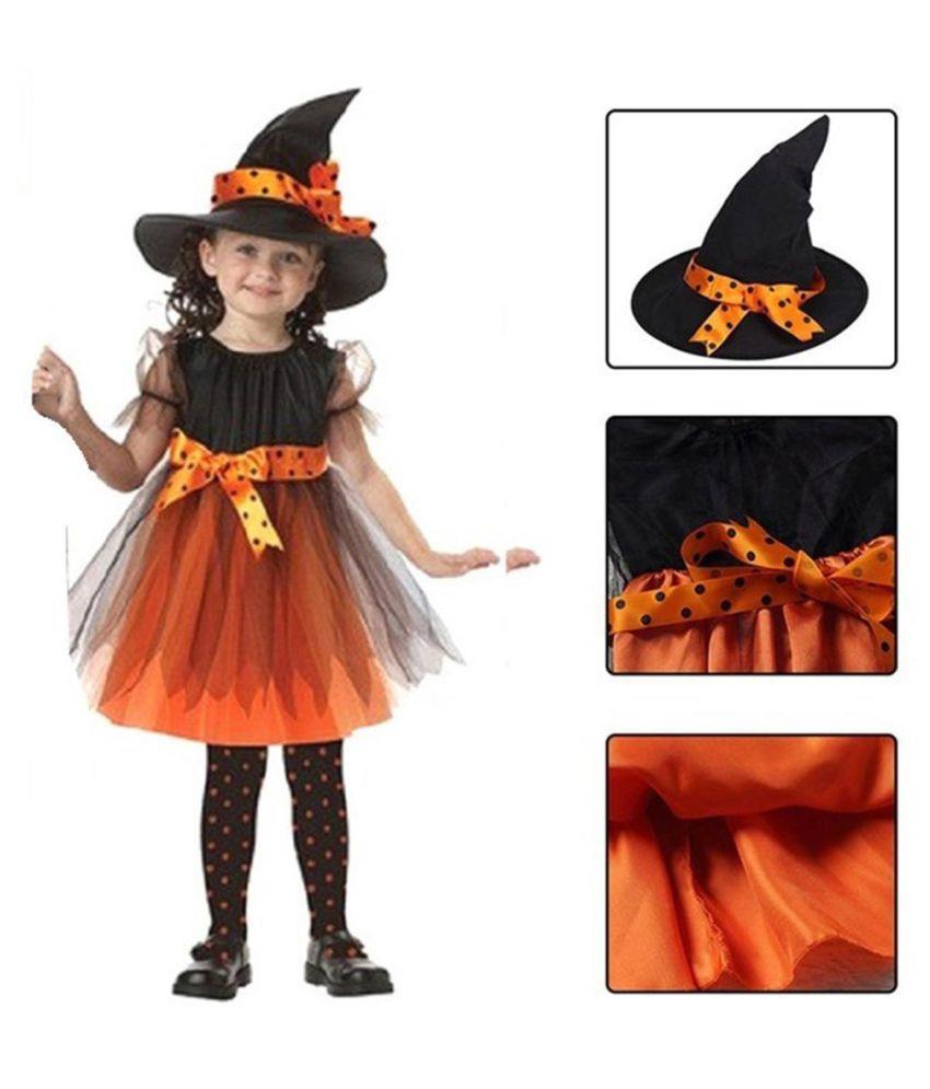 Kids Halloween Costume Children Witch SDL 5 ff0e0 JPEG