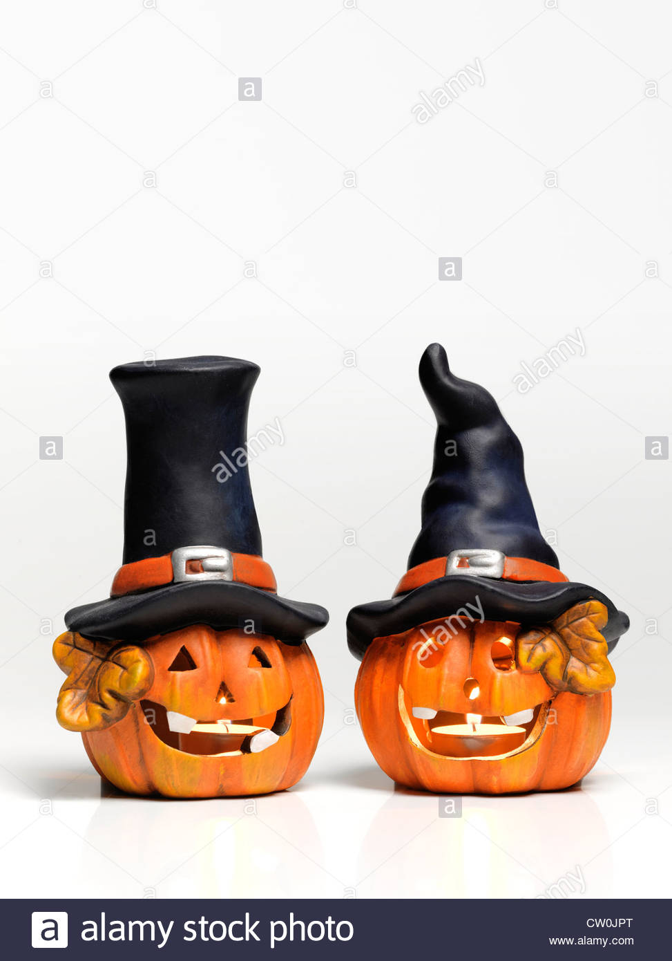 halloween pumpkin figures CW0JPT