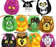 Halloween Bewegungsmelder Schön Party & Dekoration Amosfun Halloween Drawstring Candy Bags