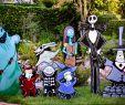Halloween Deko Animiert Best Of Nightmare before Christmas Lawn Decorations