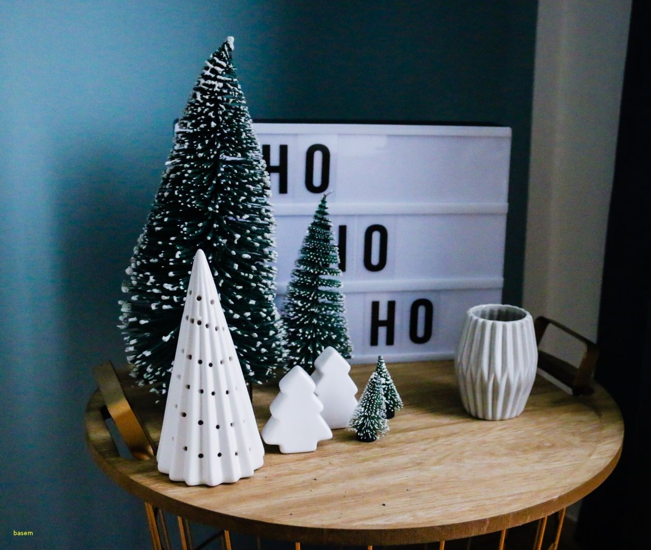 deko ideen aus holzscheiben frisch weihnachtsdeko holz basteln selber machen 91 diy