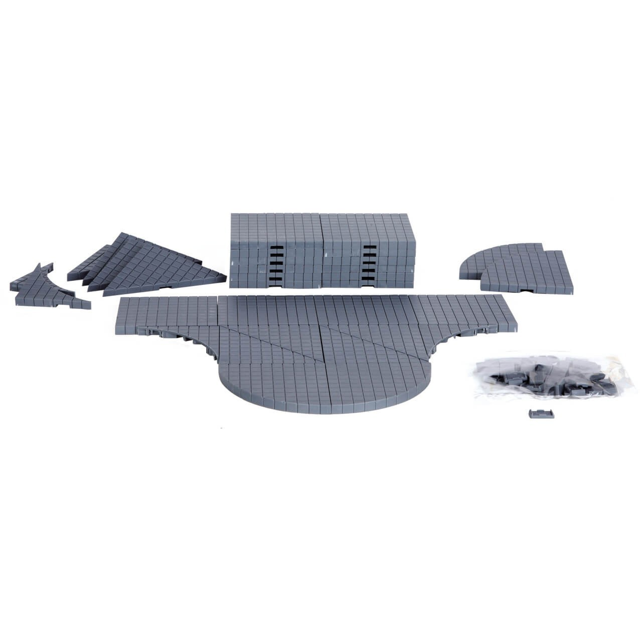 plaza system grey LEMAX from alles mini