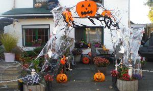 39 Luxus Halloween Deko Aussen