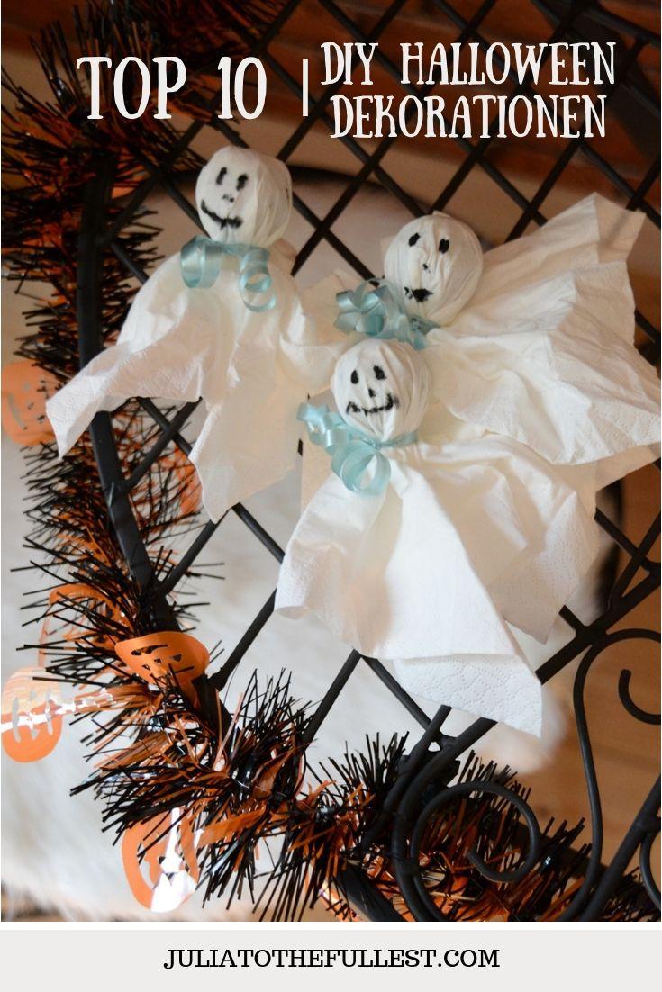 10 einfache diy dekoideen fur halloween diy crafts in halloween deko basteln erwachsene