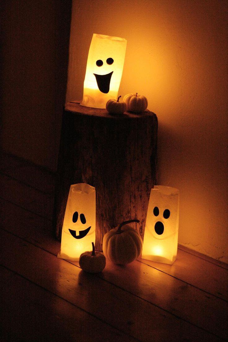 Halloween Deko Basteln Frisch Eine Schnelle Diy Idee Gruselige Laternen Für Halloween