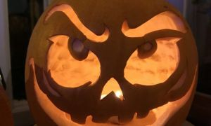 35 Inspirierend Halloween Deko