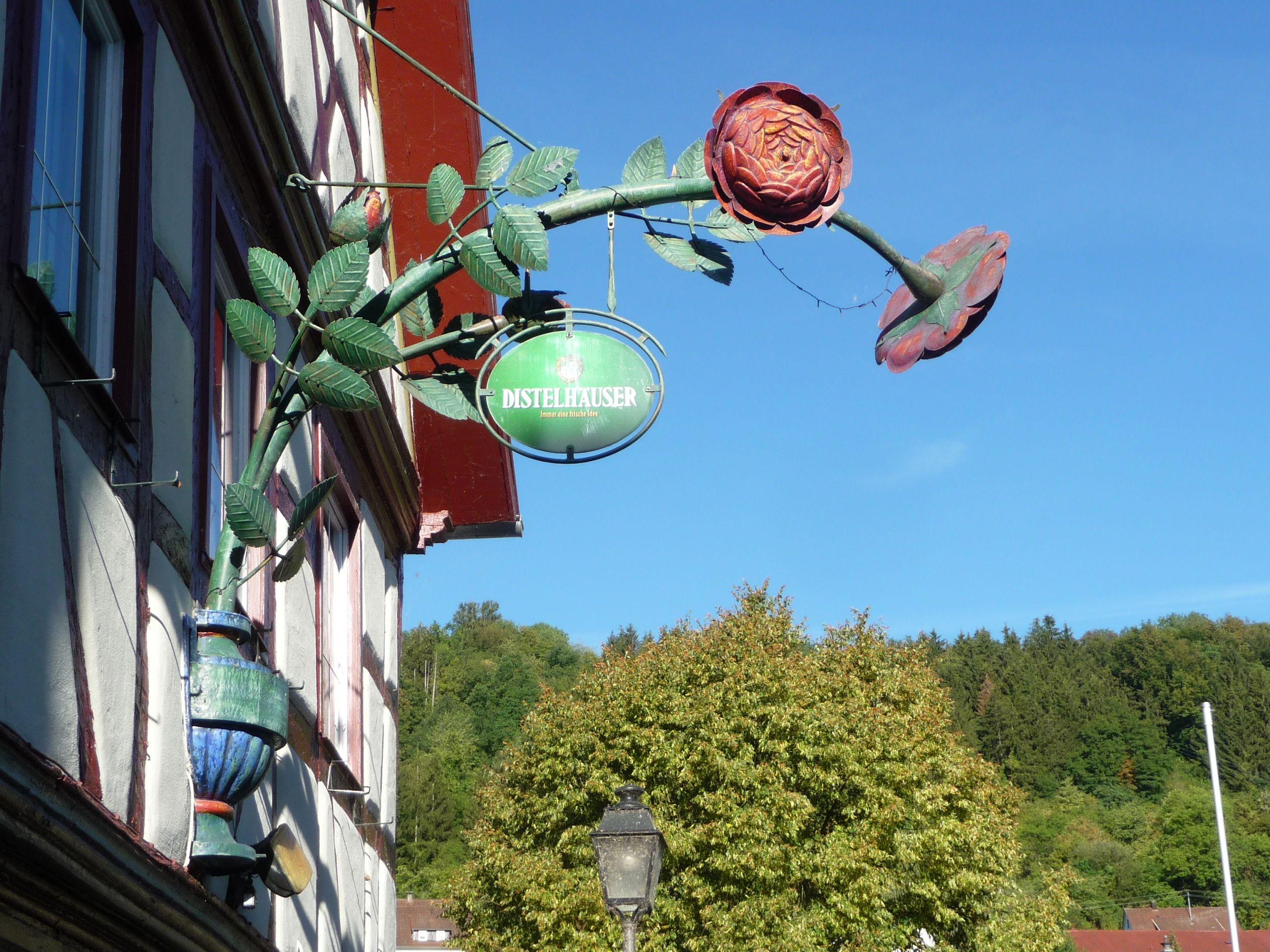 Gasthaus Rose Niedernhall 01