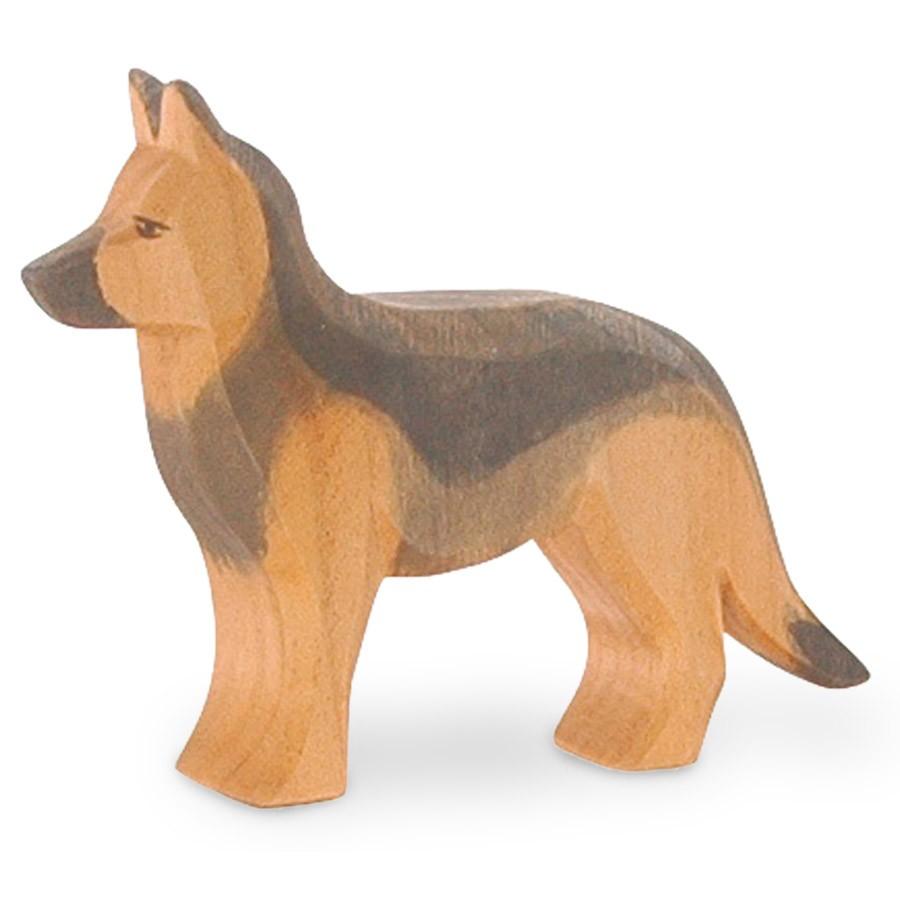ostheimer schaeferhund hund figur