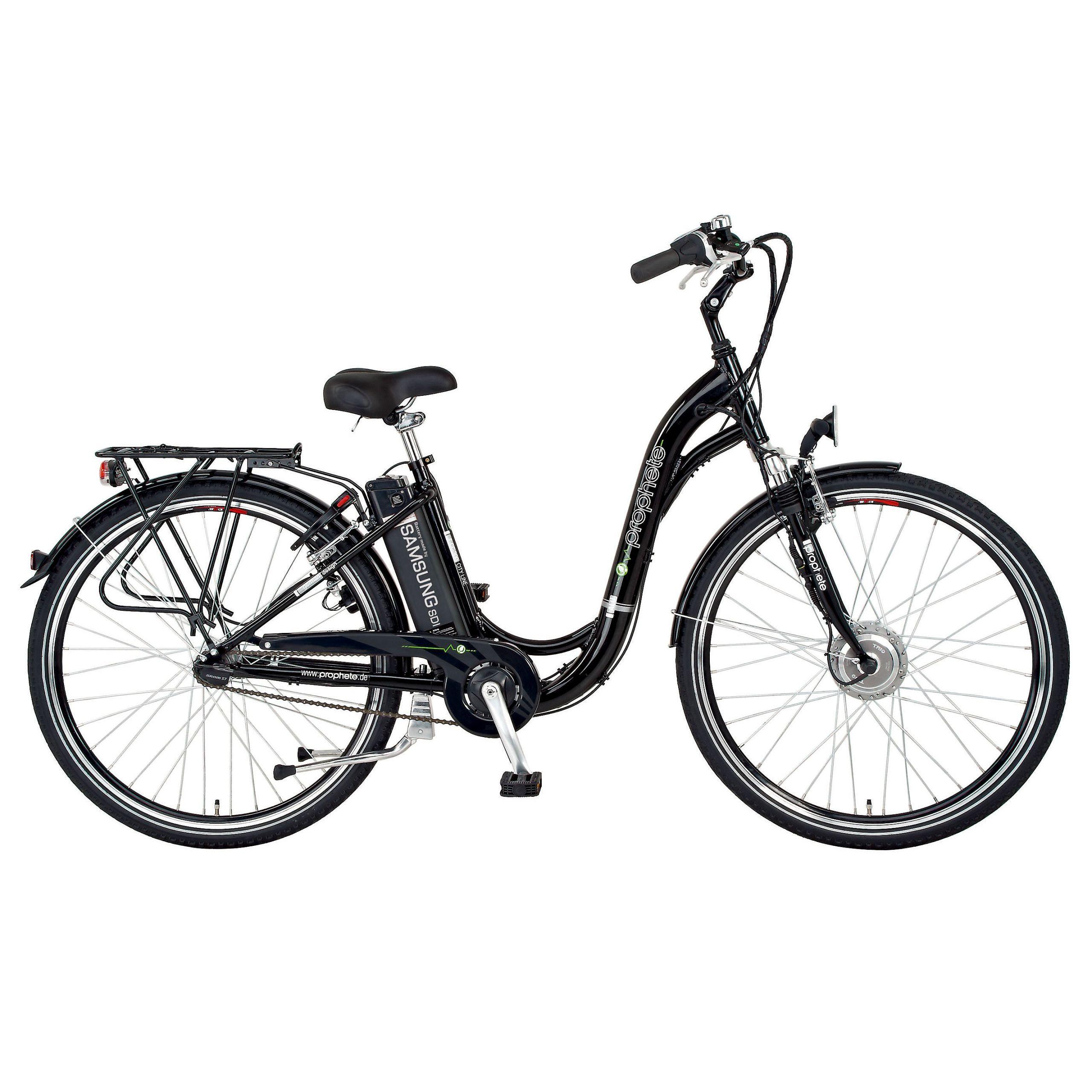 e bike alu city 28 damen schwanenhals