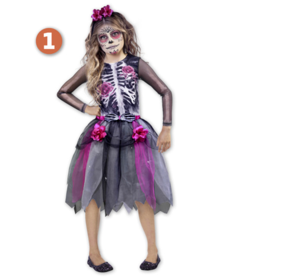 Halloween Kinder Kostuem