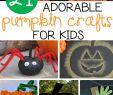 Halloween Kinderparty Best Of 21 Adorable Pumpkin Crafts for Kids the Kindergarten