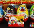 Halloween Kinderparty Schön 2017 Halloween Special Huge Kinder Maxi Opening Giant Monsters Kinder Surprise Eggs W Scary Effects