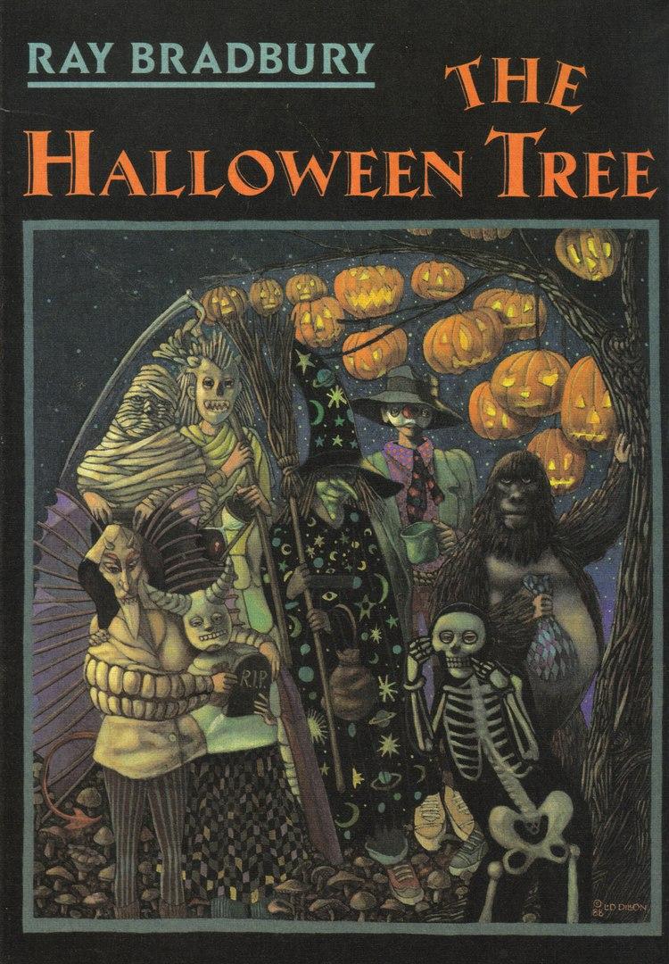 bradbury halloween