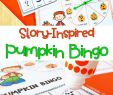 Halloween Kleidung Kinder Frisch Pumpkin Emotion Words Halloween Bingo Activity for Preschool