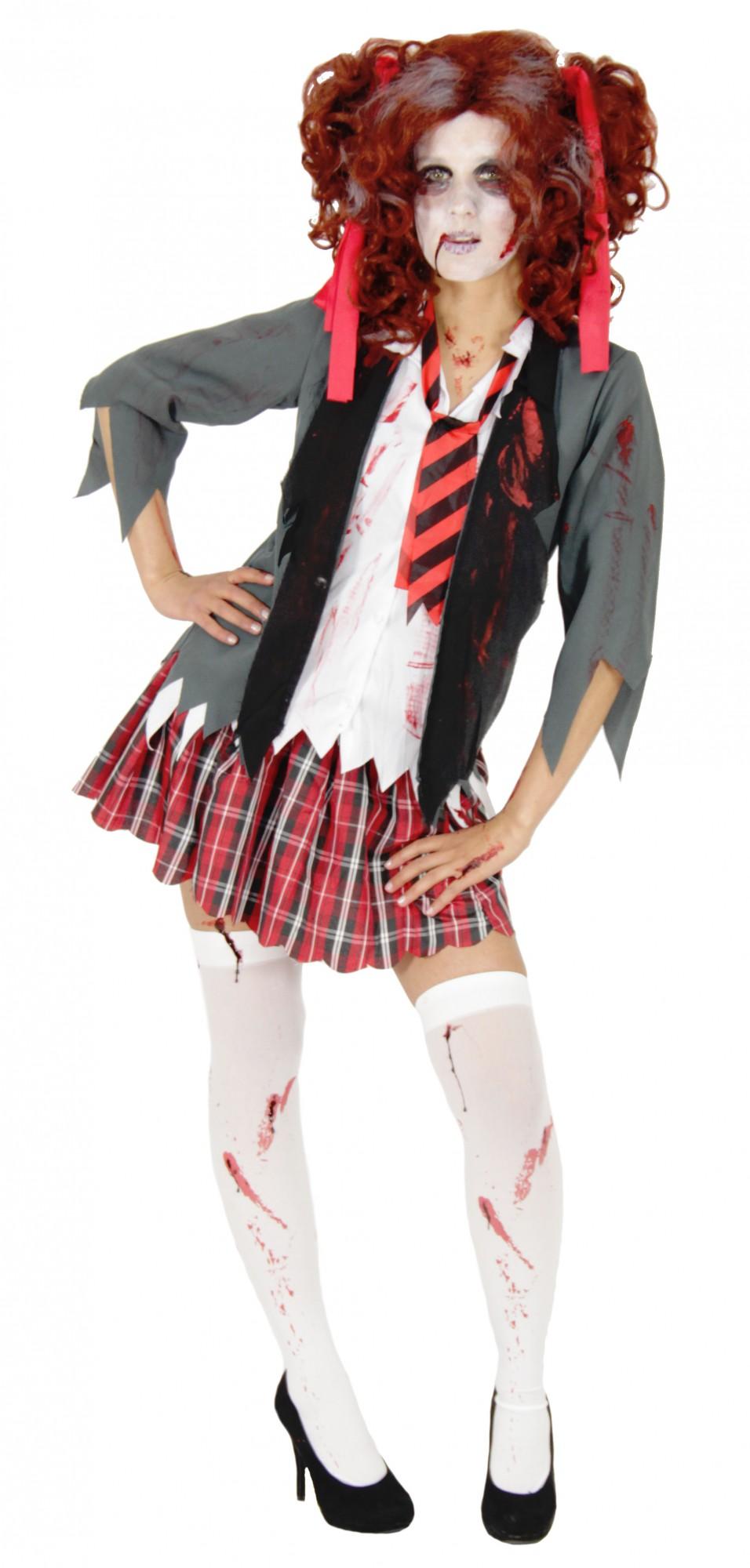 Halloween Kostüm Damen Günstig Frisch Halloween Kostüme Für Damen Horror Kostüm Zombie Geist
