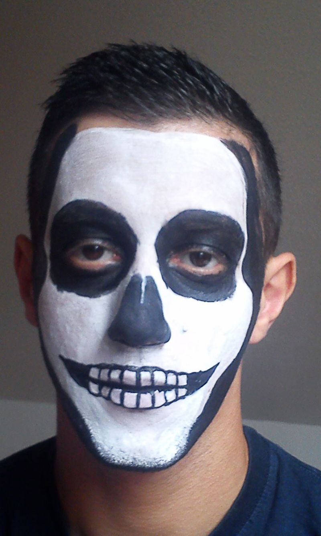 Halloween Kostüm Damen Skelett Einzigartig Skelett Schminken Schritt 5 Skelett Willi Makeup Halloween
