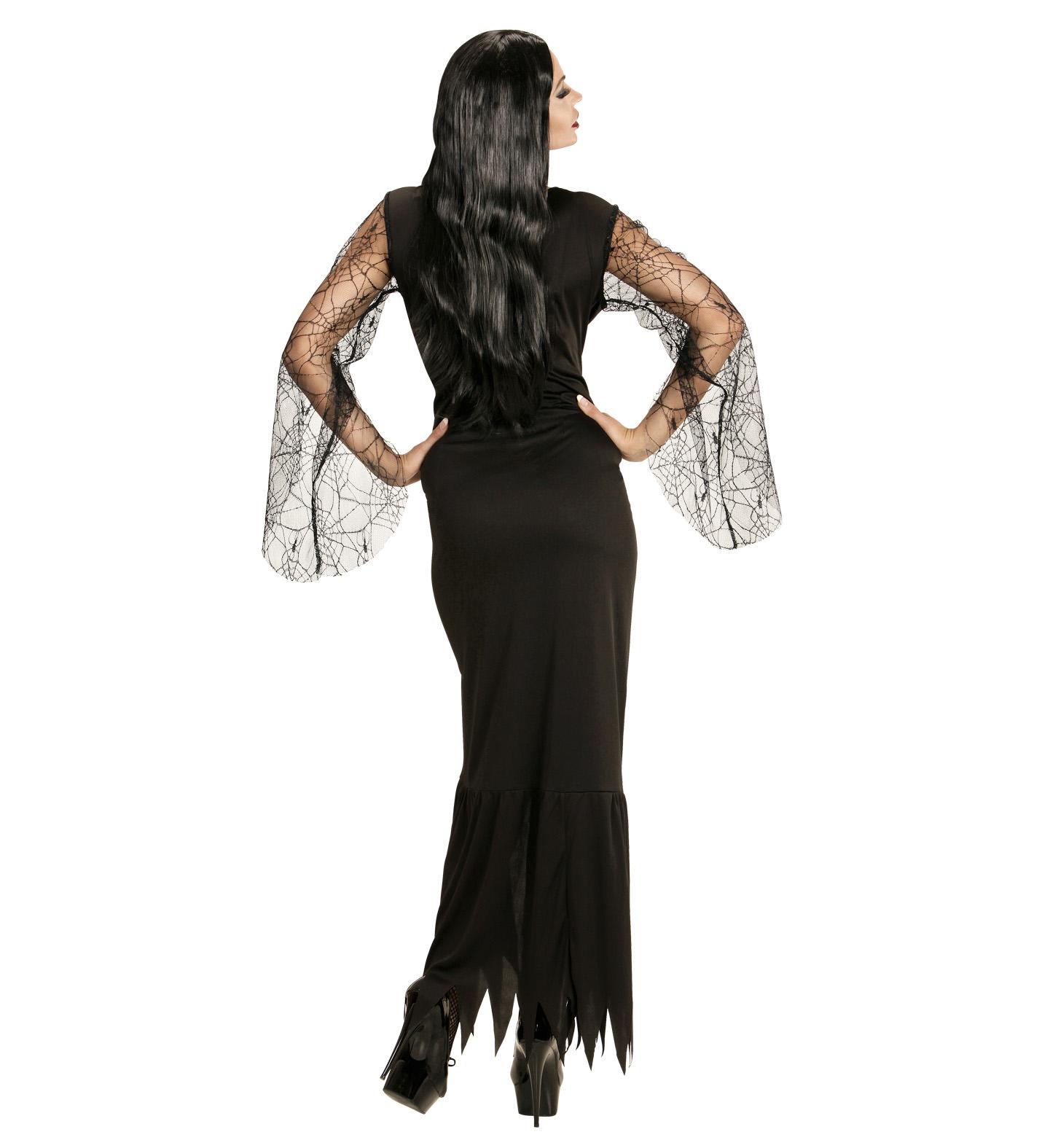 Halloween Kostüm Damen Skelett Luxus La S Mortisia Costume for Halloween Fancy Dress Cosplay Ou