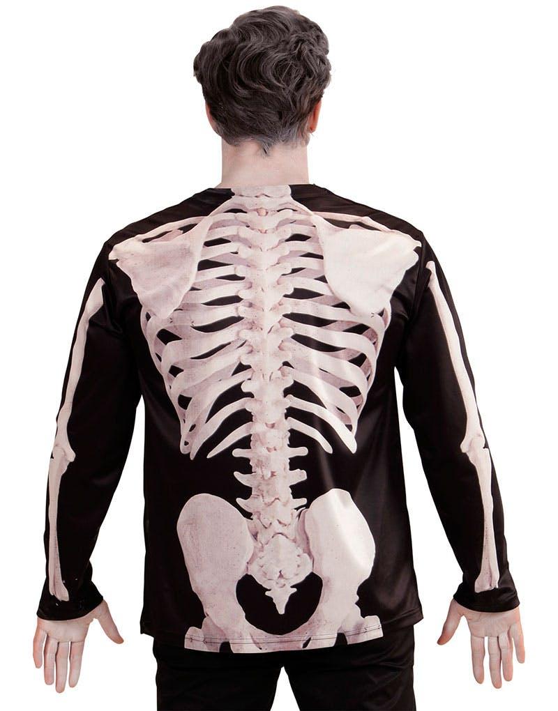 Halloween Kostüm Damen Skelett Schön 1d7b21e2 T Skjorter Hvite Mrke Marine Striper Produktside