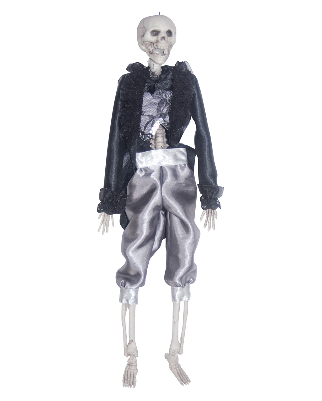Halloween Kostüm Damen Skelett Schön Black Boney Groom Skelett Wedding Karneval Universe