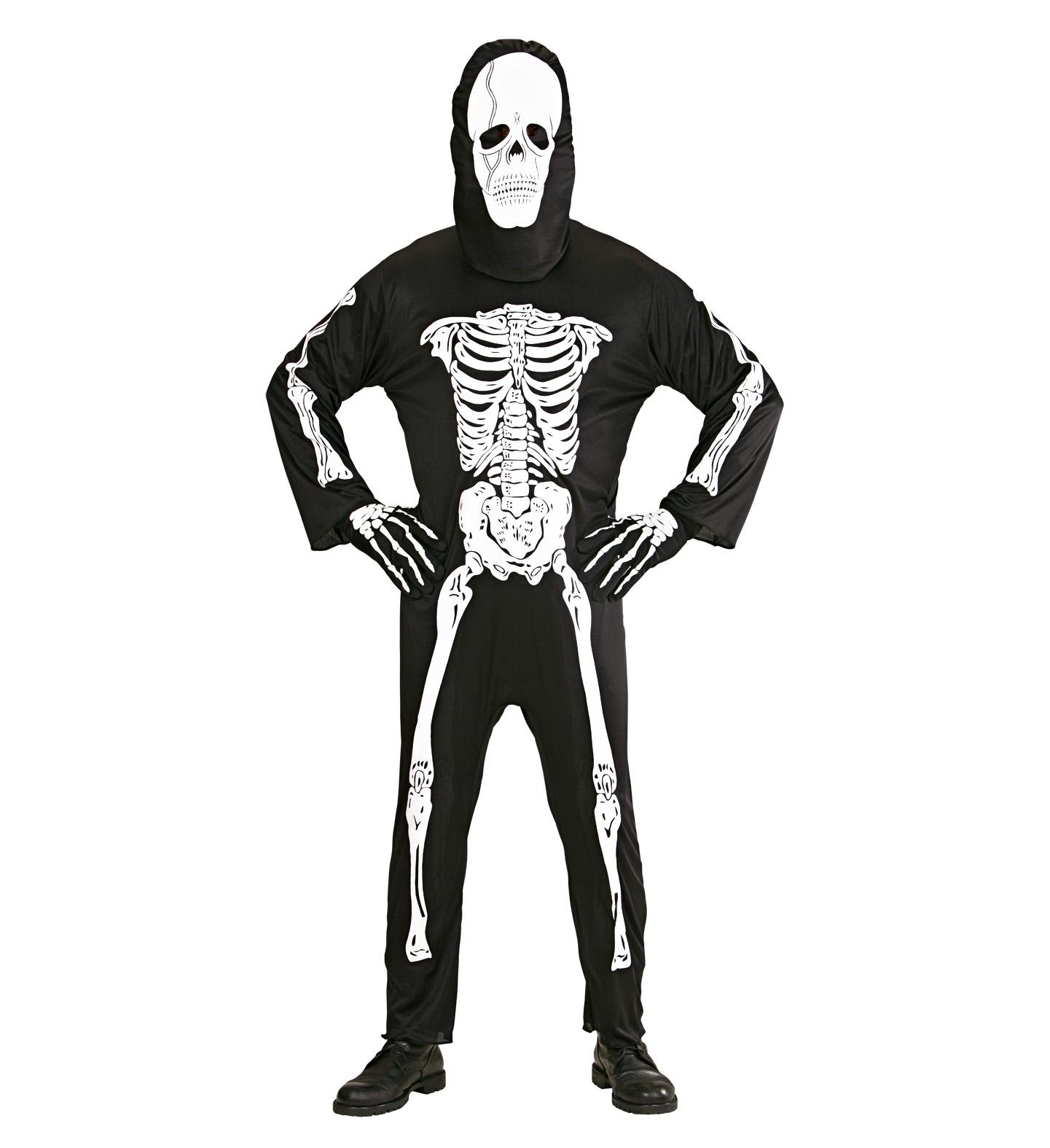 Halloween Kostüm Damen Skelett Schön Mens Skeleton Costume Halloween Walking Dead Trick Treat