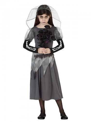 Halloween Kostüm Geisterbraut Elegant Gespensterbraut Kostüm Für Kinder