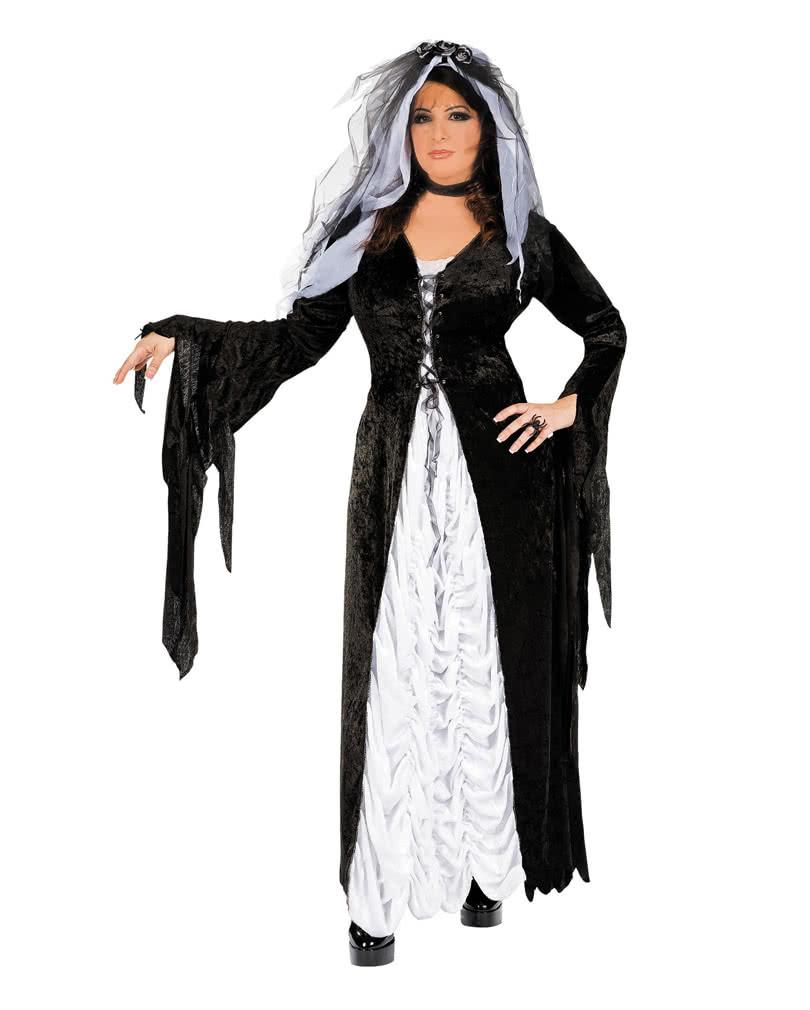 Halloween Kostüm Geisterbraut Genial Braut Der Finsternis Kostüm Xl Brautkostüm Vampirbraut