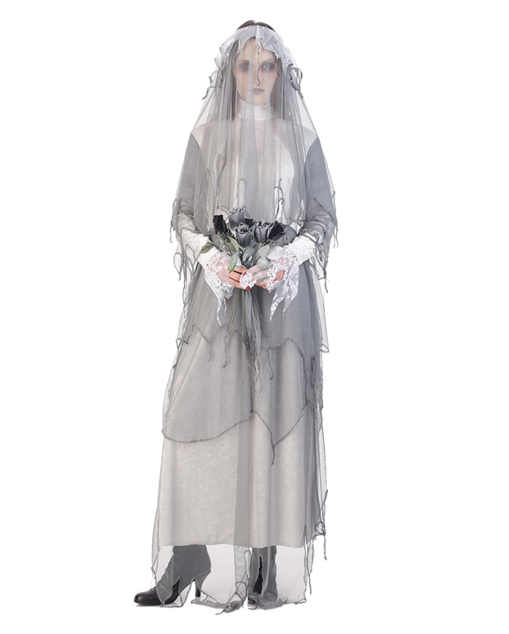 Halloween Kostüm Geisterbraut Schön Geisterbraut Kostüm Für Halloween Bestellen ★